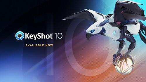 Luxion KeyShot Pro 10.2.113 Crack + Keygen Full Torrent Latest