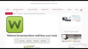 Webroot SecureAnywhere Antivirus Crack + Activation Code 2021