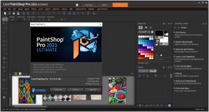 Corel PaintShop Pro 2021 23.1.0.27 With Crack Full Latest 2021
