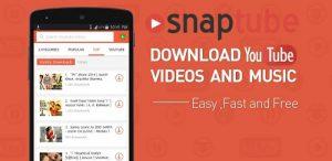SnapTube 2021 Crack APK Premium Free Download Letest Version