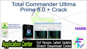 Total Commander 9.51 Crack+ Keygen Full Version Letest Download