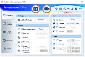 ScreenHunter Pro 7.0.1147 Crack With  Serial Key 2021 Full Download Letest