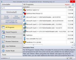 Revo Uninstaller Pro 4.4.2 Crack With Keygen Free Full Download