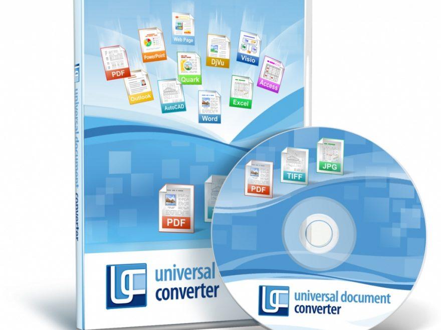 Universal Document Converter 6.9 Crack & Serial Key Free Download Letest Version