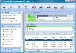 AOMEI Partition Assistant Crack 9.1 + License Key Full Download 2021