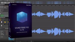 MAGIX SOUND FORGE Pro 15.0.0.46 Crack & Torrent Key Latest Version 2021