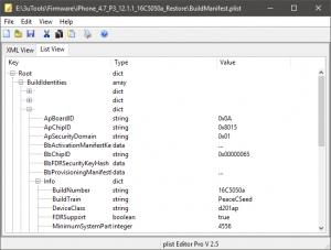 Plist Editor Pro Crack v2.5 + Serial Key Full Download