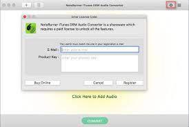 NoteBurner iTunes 3.1.5 Crack & Keygen Key Letest Version