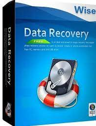 Wise Data Recovery Crack 5.1.9.337 & Serial Key Letest Version