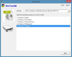 WinToUSB Enterprise 6.0 Crack + License Key Full Download