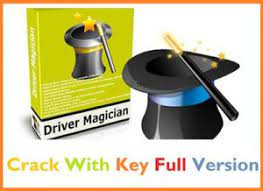 Driver Magician 5.4 Crack & Keygen Key Full Download Letest Version