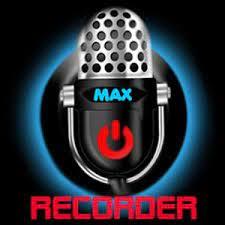 Max Recorder 2.8.0.0 Crack & Serial Number Full Download 2021