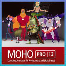 Smith Micro Moho Pro 13.5 Crack & Keygen Key Full Latest Download