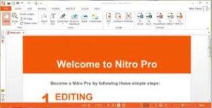 Nitro PDF PRO Enterprise 13.36.3.685 + Crack License Key Letest Version
