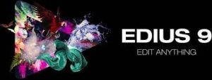 Grass Valley Edius Pro 9.55 Crack + Activation Key Full Letest Version