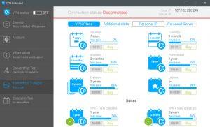 VPN Unlimited 7.8 Crack Serial Key Free Download