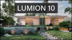 Lumion 10 Pro Crack + Full Torrent Key Full Letest Version
