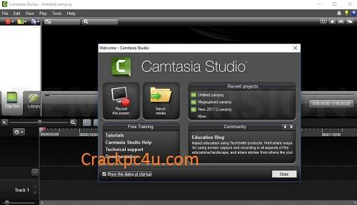 Camtasia Studio 2021.0.7 Crack + Serial Key 2021 (Win) Free Download